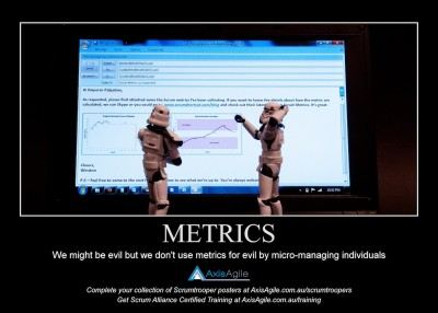 Metrics in Scrum - AxisAgile Scrumtroopers