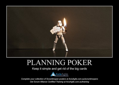 Planning Poker in Scrum - AxisAgile Scrumtroopers