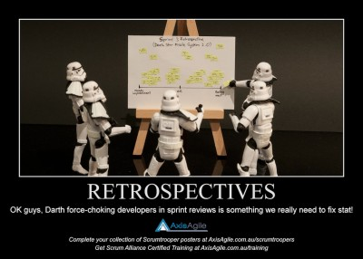 Retrospectives in Scrum - AxisAgile Scrumtroopers